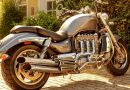 Hot triumph Bike launched